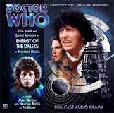 energy of the daleks signed Doctor Who Big Finish CD