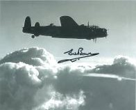 Eric Brown (WW2 Pilot) - Genuine Signed Autograph (11)
