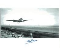 Eric Brown (WW2 Pilot) - Genuine Signed Autograph (4)