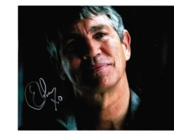 Eric Roberts very rare autograph signed 10 by 8 with COA