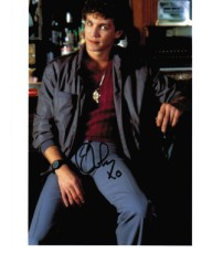 "Eric Roberts from ""Batman Returns"", ""Heroes"" & ""Dr Who"" rare autograph signed 10 by 8 with COA"