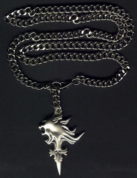 viii squall s necklace griever
