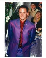 Gary Lucy - Genuine Signed Autograph 6606