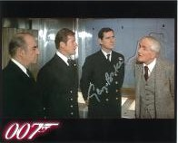 George Baker 2 James Bond films, Doctor Who, I Caludius, The Prisoner #4