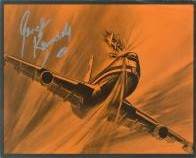 George Kennedy (Airport 1975) - Genuine Signed Autograph 8001