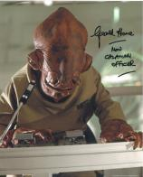Gerald Home (Star Wars) - Genuine Signed Autograph 7633