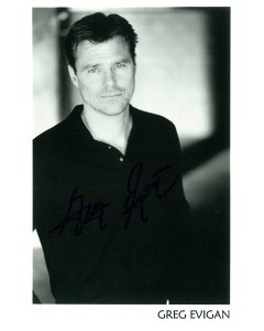 Greg Evigan actor