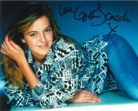 Greta Scacchi (Actress) - Genuine Signed Autograph 6573