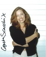 Greta Scacchi (Actress) - Genuine Signed Autograph 6575