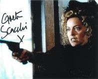 Greta Scacchi (Actress) - Genuine Signed Autograph 6576