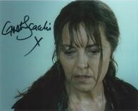 Greta Scacchi (Actress) - Genuine Signed Autograph 6577