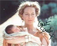 Greta Scacchi (Actress) - Genuine Signed Autograph 6589