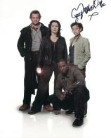 Gugu Mbathia-Raw (Doctor Who) - Genuine Signed Autograph