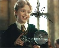 Hugh Mitchell (Harry Potter) - Genuine Signed Autograph 7446
