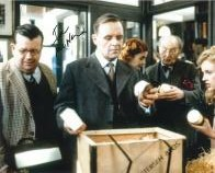Ian McNeice - Genuine Signed Autograph 6773