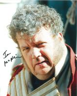 Ian McNeice - Genuine Signed Autograph 6981