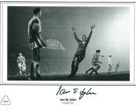 Ian St John (Football) - Genuine Signed Autograph