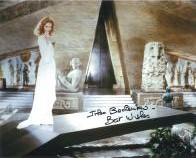 Irka Bochenko (James Bond) - Genuine Signed Autograph 7866