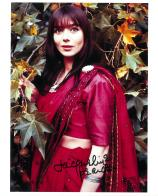 Jacqueline Pearce Hammer Horror 10 X 8 genuine signed autograph 2