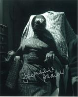 Jacqueline Pearce Hammer Horror 10 X 8 genuine signed autograph 7