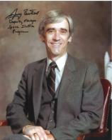 Jerry Bostick (NASA) - Genuine Signed Autograph 8197