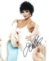 Joan Collins OBE star of film & TV #10
