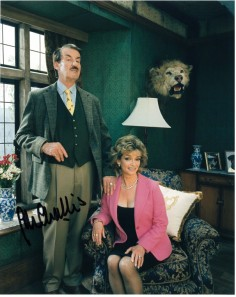 John Challis Only Fools & Horse, Green Green Grass and Dr Who #6