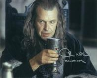 John Noble (Fringe) - Genuine Signed Autograph 6612