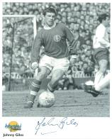 Johnny Giles - Genuine Signed Autograph