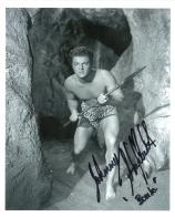 Johnny Sheffield - Genuine Signed Autograph 6715
