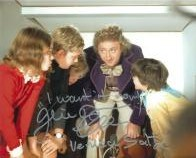 Julie Dawn Cole (Willy Wonka & The Chocolate Factory) - Genuine Signed Autograph 6619