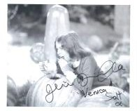 Julie Dawn Cole (Willy Wonka & The Chocolate Factory) - Genuine Signed Autograph 8103