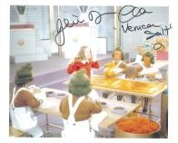 Julie Dawn Cole (Willy Wonka & The Chocolate Factory) - Genuine Signed Autograph 8107