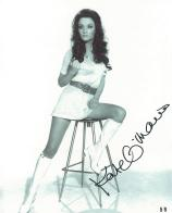 Kate O'Mara (Hammer Horror) - Genuine Signed Autograph 7082