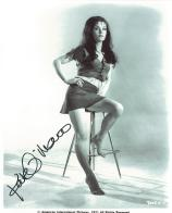 Kate O'Mara (Hammer Horror) - Genuine Signed Autograph 7136