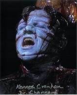 "Kenneth Cranham from ""Hellraiser 2"" hand signed autograph #3"