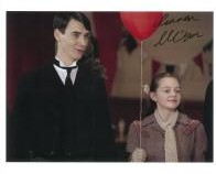 Lauren Wilson - Genuine Signed Autograph 7646