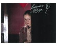 Lauren Wilson - Genuine Signed Autograph 7648