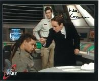 Lee Cornes (Bottom, Red Dwarf) - Genuine Signed Autograph 7577