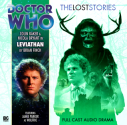 "Leviathan ""The Lost Stories"" signed by Colin Baker"