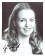 Liza Goddard (The Brothers, Bergerac, Doctor Who) - Genuine Signed Autograph 8110