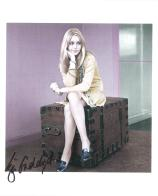 Liza Goddard (The Brothers, Bergerac, Doctor Who) - Genuine Signed Autograph 8111