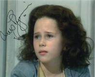 Lucy Benjamin (Eastenders, Doctor Who) - Genuine Signed Autograph