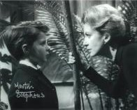 Martin Stephens (Village of the Damned) - Genuine Signed Autograph 7065
