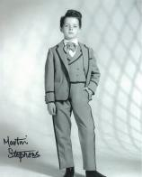 Martin Stephens (Village of the Damned) - Genuine Signed Autograph 7067