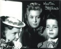 Martin Stephens (Village of the Damned) - Genuine Signed Autograph 7069