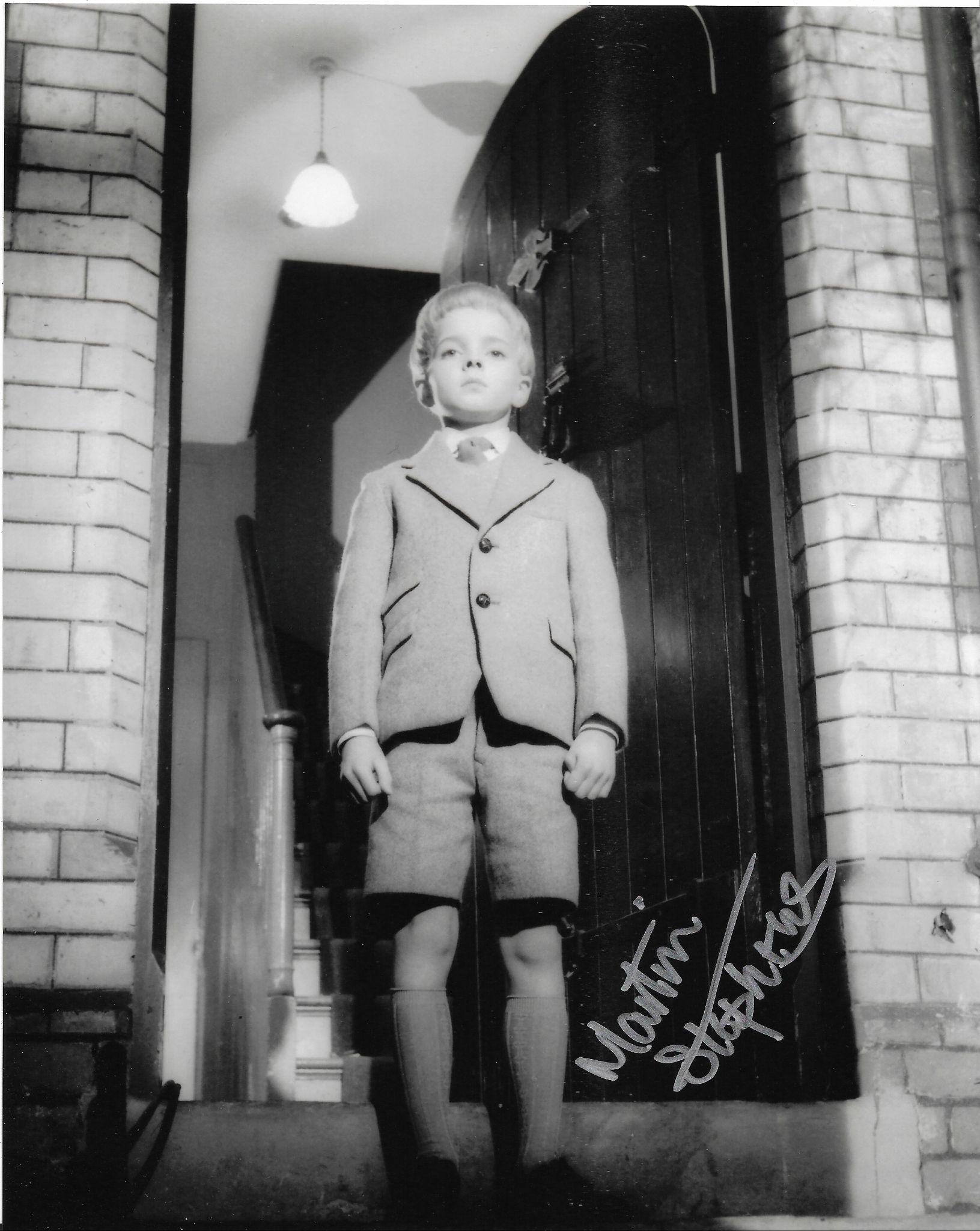 Martin Stephens (Village of the Damned) - Genuine Signed Autograph 7071