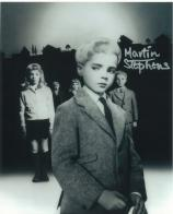 Martin Stephens (Village of the Damned) - Genuine Signed Autograph 7240