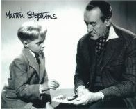 Martin Stephens (Village of the Damned) - Genuine Signed Autograph 7244