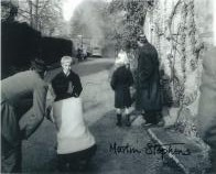 Martin Stephens (Village of the Damned) - Genuine Signed Autograph 7246